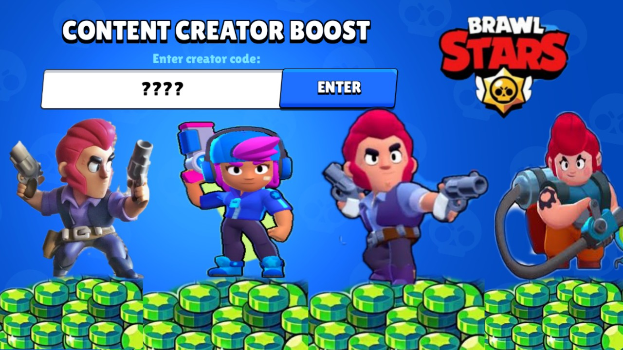 Get Free Gems and Coins in Brawl Stars – 2020