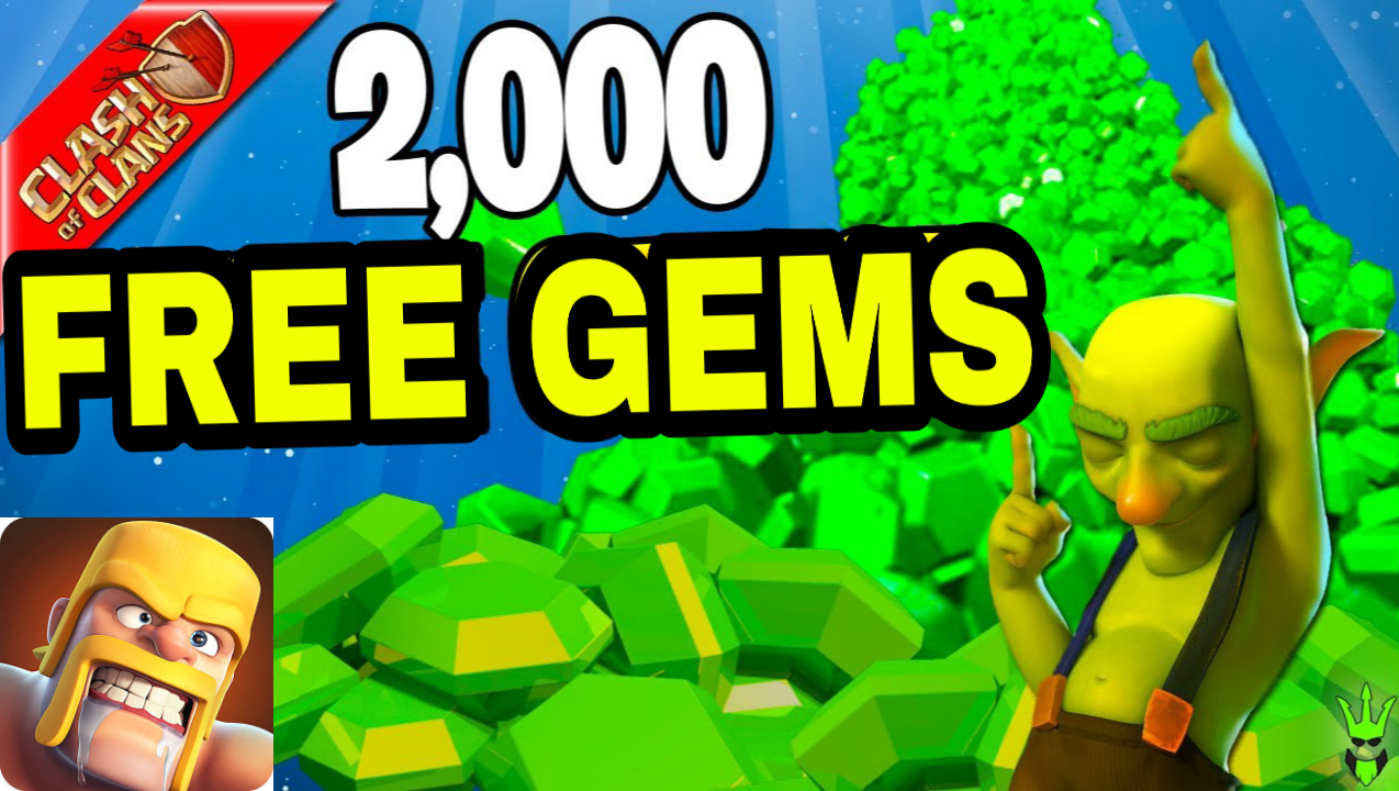 How to Get Unlimited Free Gems in Clash of Clans Game (2020)