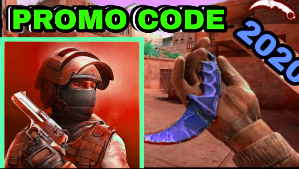 Promo Code for Standoff 2 (2020)