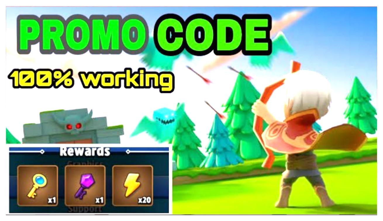 Archero Promo Codes (May 2020)