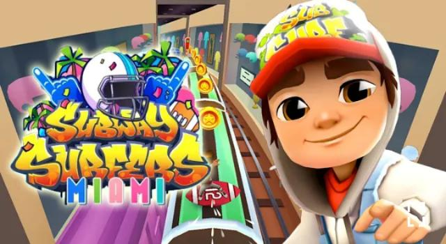 Subway Surfers Miami 2020 Mod apk (Unlimited Keys and Coins & Everything)