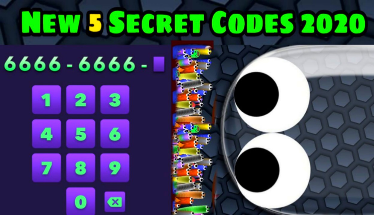 How to Get Invisible Skin Code in Slither io (Slither io Mod apk)