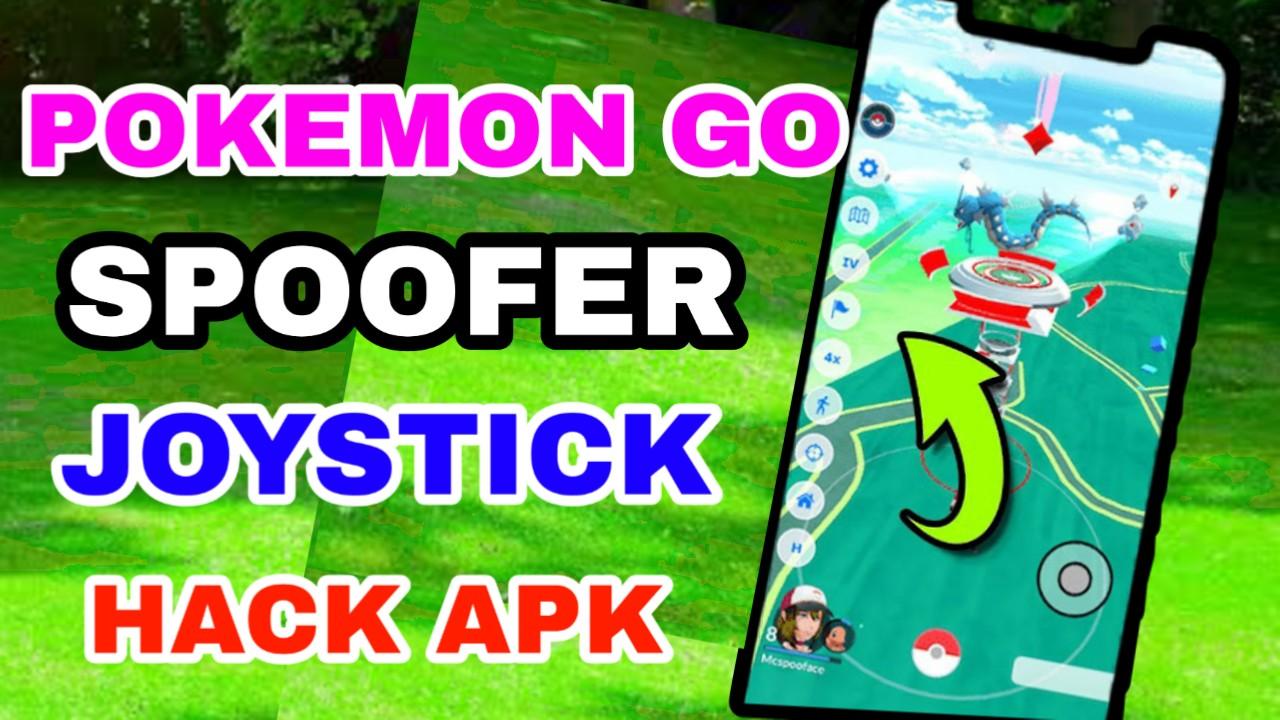 pokemon Go Mod apk Unlimited Coins And Joystick 2020