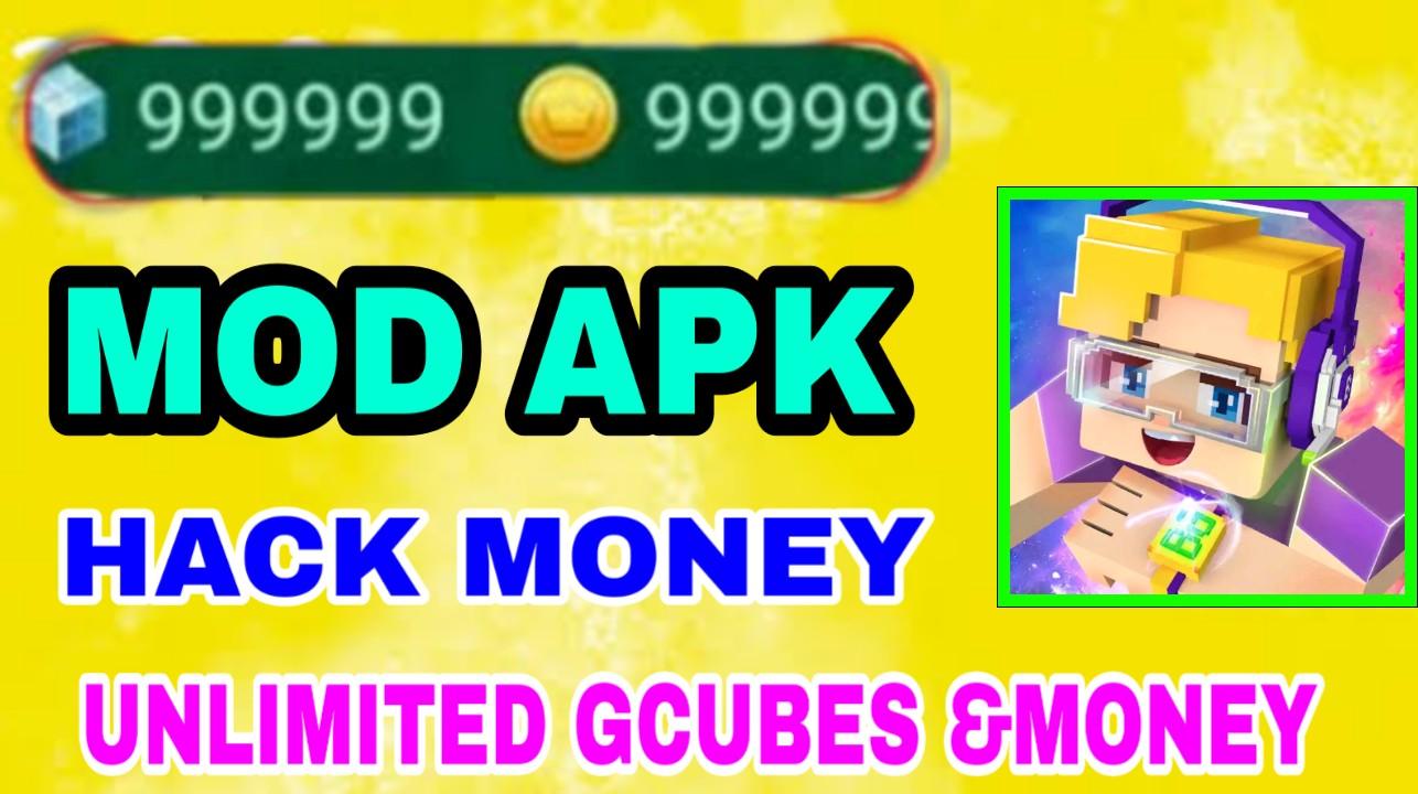 Blockman Go Mod Apk Unlimited Money and Gcubes (2020)