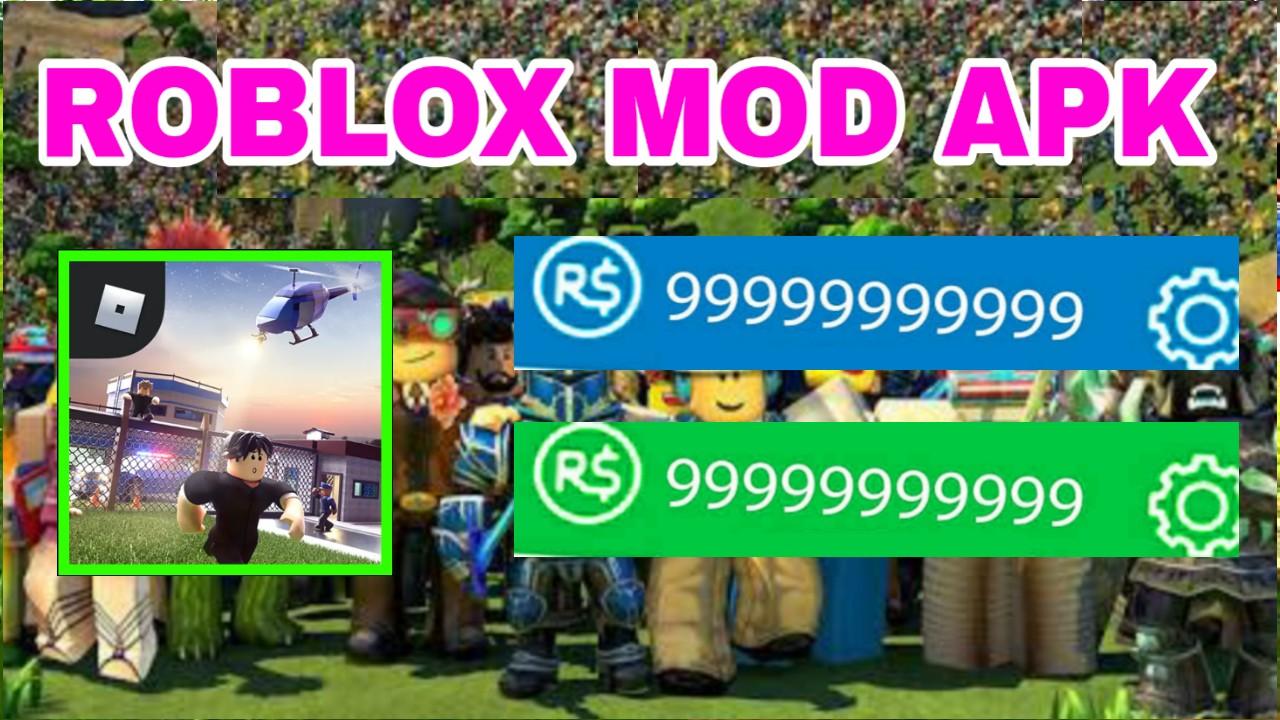 ROBLOX MOD APK (Unlimited Money & Robux) 2.442.409372 Latest Version Download – 2020