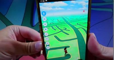 spoofing Pokemon go