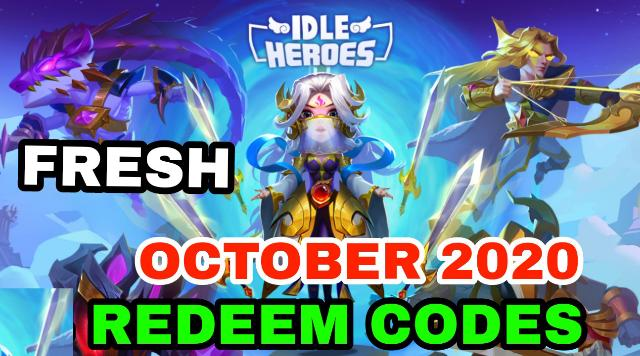 Idle Heroes Redeem Codes - exchange codes
