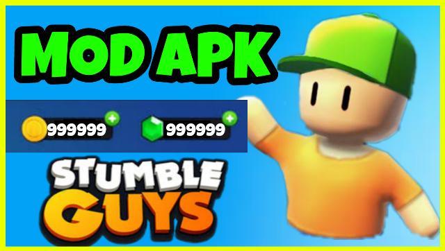 Stumble Guys MOD APK Unlimited Money and Gems